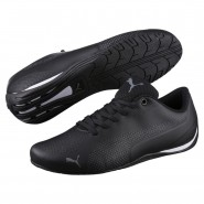 Puma Drift Cat Shoes Mens Black-Quiet Shade (782REGZF)