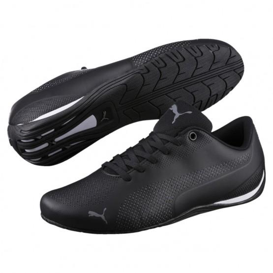 Puma Drift Cat Shoes Mens Black-Quiet Shade (782REGZF)