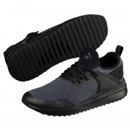 Puma Pacer Next Shoes Mens P. Black-P. Black-Iron Gate (784ILXUQ)