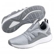 Puma NRGY Neko Training Shoes Womens Quarry-White (786KXPRW)