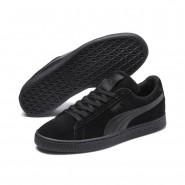 Puma Suede Classic Shoes Mens Black-Black-Black (793TAKQF)