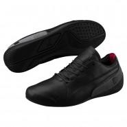 Puma Ferrari Shoes Mens Black-Black (795BAGDW)