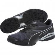 Puma Tazon Modern Shoes Mens Black-Asphalt-Silver (811POWLJ)