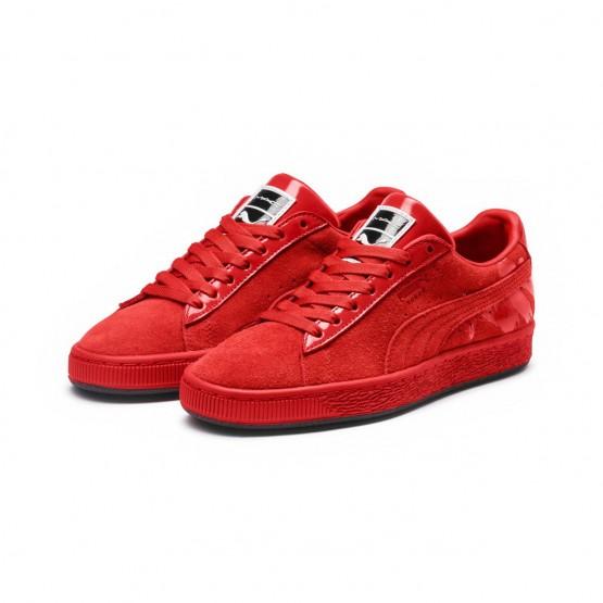 Puma x MAC TWO Lady Danger Shoes Womens Fiery Red-Fiery Red (816GESUP)