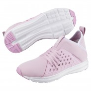 Puma Enzo Running Shoes Womens Winsome Orchid-White (825IRGNO)