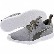 Puma Carson 2 Shoes Mens Forest Night-White (845RLECT)