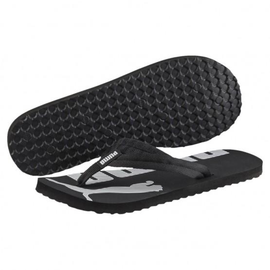 Puma Epic Flip V2 Sandals Womens Black-White (850MZPCV)