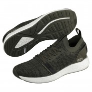 Puma NRGY Neko Shoes Mens Forest Night-Black (855DWEXN)