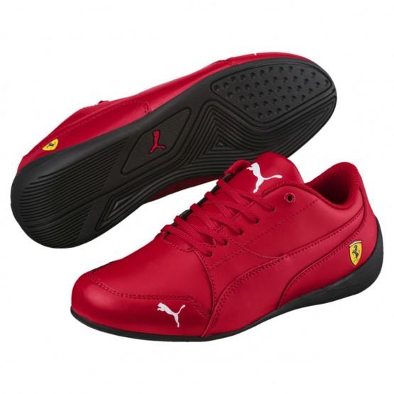 Chaussure Puma Ferrari Garcon Rouge (868DVZJY)