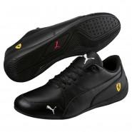 Puma Ferrari Shoes Mens Black-Black (868QFLJB)