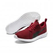 Puma Carson 2 Shoes Mens Red Dahlia-Black (892EZCQS)
