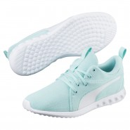 Puma Carson 2 Training Shoes Womens Island Paradise-White (893KIJSD)