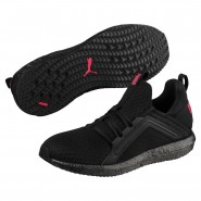 Puma Mega NRGY Training Shoes Womens Black-Paradise Pink (896WSPVE)