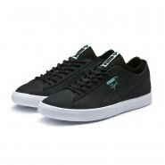 Puma x DIAMOND Shoes Womens Black-Black (897BSXJH)