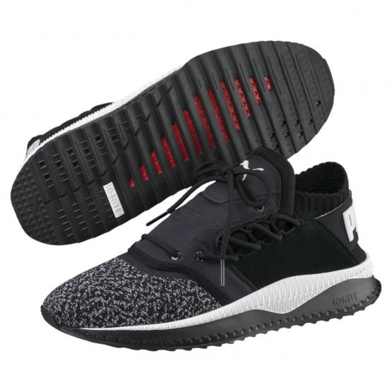 Puma TSUGI SHINSEI Running Shoes Mens P Black-P White-P Black (897ILYOG)