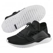 Puma TSUGI SHINSEI Running Shoes Mens Black-White (897RPEAI)