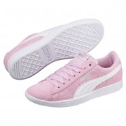 Puma Vikky Shoes Womens Winsome Orchid-White (902VGIRM)