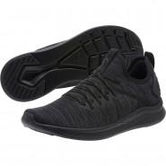 Puma IGNITE Flash Running Shoes Womens Black (910OMFLY)
