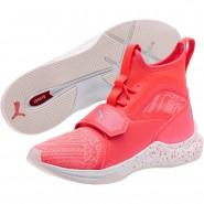 Puma Phenom Training Shoes Womens Bright Plasma-White (916JVNIC)