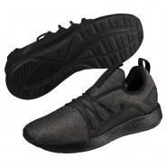 Puma NRGY Neko Shoes Mens Black-Black (918KDYPM)