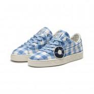 Puma x TINYCOTTONS Shoes Boys Cerulean-Whisper White (935EJKCW)