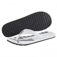 Puma Epic Flip V2 Sandals Womens White-Black (946OJCEZ)