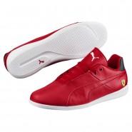 Puma Ferrari Shoes Mens Rosso Corsa-Rosso Corsa-Blk (952TNMSE)