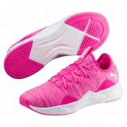 Puma Incite Modern Shoes Womens Knockout Pink-White (955GZWMX)