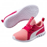 Puma Carson 2 Shoes Boys Soft Fluo Peach-White (955IRLVC)
