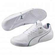 Puma Mercedes AMG Shoes Mens White-White (960AVYFG)