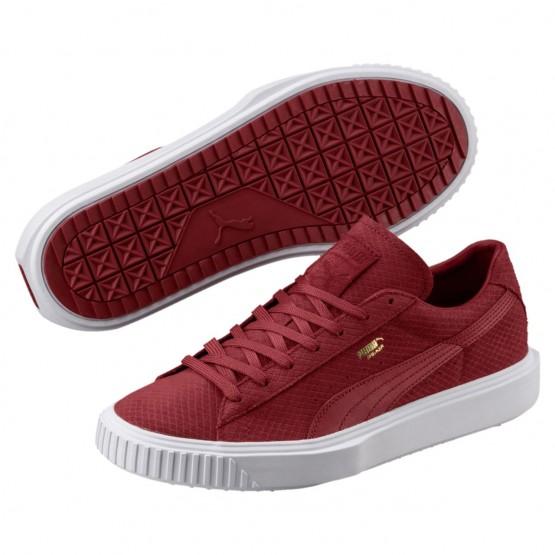 Puma Suede Shoes Mens Red Dahlia (964LMWUP)