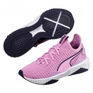 Puma Defy Shoes Girls Orchid-White-Peacoat (970RUHMV)