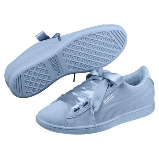 Puma Vikky Running Shoes Womens Cerulean-Cerulean (977YXTPK)
