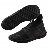 Puma IGNITE Limitless Running Shoes Mens Black (983MIEKT)