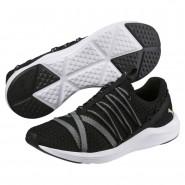 Puma Prowl Alt Shoes Womens Black-White (994RCJFZ)