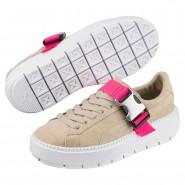Puma Platform Shoes Womens Cement-Cement (999OIKXP)